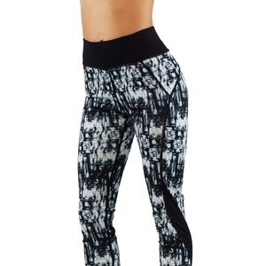 Pants - Yoga pants workout leggings with mesh XY20-3